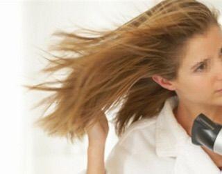 美容師が髪を乾かす前にすること